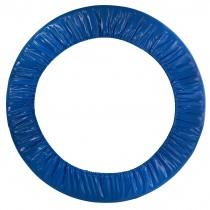 Coussin de Protection et Sécurité de Remplacement | Couvre Ressorts pour Mini Trampoline Rond 101 cm - Bleu