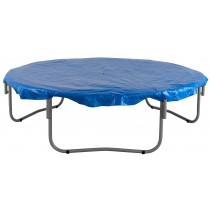 Bâche de Protection pour Trampoline Rond 366 cm | Housse de Protection pour la Pluie, UV Impérméable | Bleu