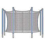 Trampoline Enclosure Nets